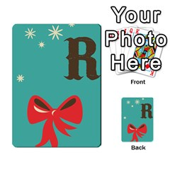 Christmas Card By Divad Brown   Multi Purpose Cards (rectangle)   Rr5qfa8uibzj   Www Artscow Com Front 36