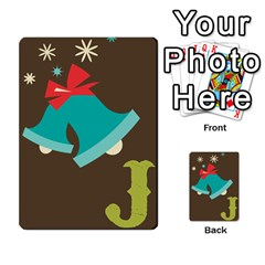 Christmas Card By Divad Brown   Multi Purpose Cards (rectangle)   Rr5qfa8uibzj   Www Artscow Com Front 40