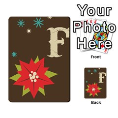 Christmas Card By Divad Brown   Multi Purpose Cards (rectangle)   Rr5qfa8uibzj   Www Artscow Com Front 43