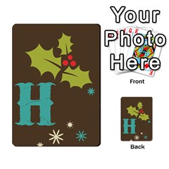 Christmas Card By Divad Brown   Multi Purpose Cards (rectangle)   Rr5qfa8uibzj   Www Artscow Com Front 48