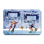 Winter Magic small door mat - Small Doormat