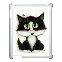 Curiouskitties414 Apple Ipad 3/4 Case (white)