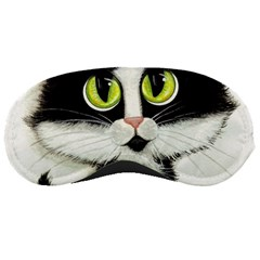 Tuxedo Cat By Bihrle Sleeping Mask by AmyLynBihrle