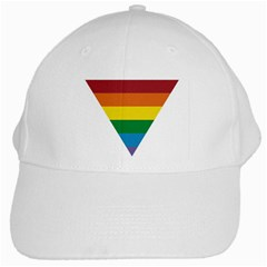 triangle White Cap by 303792