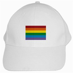 Flag White Cap by 303792