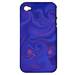 L128 Apple Iphone 4/4s Hardshell Case (pc+silicone)