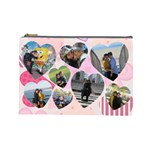 chanies goodbye prez - Cosmetic Bag (Large)