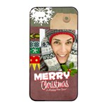 xmas - Apple iPhone 4/4s Seamless Case (Black)