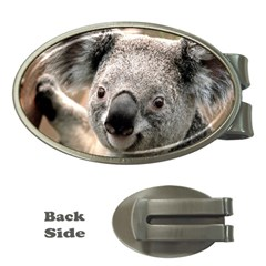 Koala Money Clip (oval) by vipahi