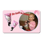 sweet tooth - Magnet (Rectangular)