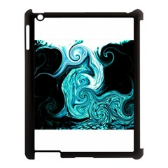 L133 Apple Ipad 3/4 Case (black) by gunnsphotoartplus