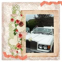 La Vie En Rose 12 X 12 Scrapbook Pages By Catvinnat   Scrapbook Page 12  X 12    Lqr0iyzqnj1i   Www Artscow Com 12 x12 Scrapbook Page - 10