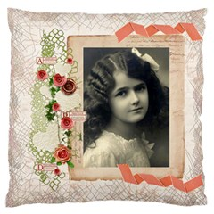 La Vie V 20 Inch Double Sided Cushion By Catvinnat   Large Cushion Case (two Sides)   3ui02ssrmmji   Www Artscow Com Front
