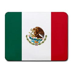 Mexican Flag Small Mousepad by DesignMonaco