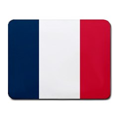 French Flag Small Mousepad by DesignMonaco