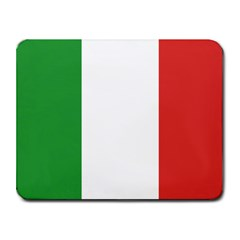 Italian Flag Small Mousepad by DesignMonaco