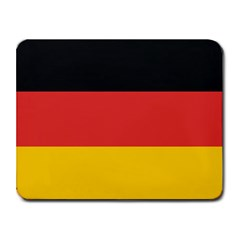 German Flag Small Mousepad by DesignMonaco