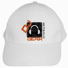 DJ gear vintage White Cap by 303792