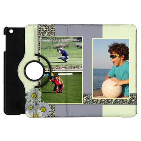 My Own Apple Ipad Mini Flip 360 Case By Deborah   Apple Ipad Mini Flip 360 Case   Nbasx7iekac8   Www Artscow Com Front