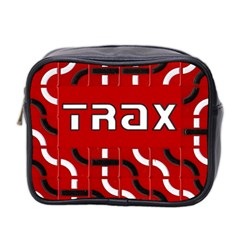 Trax Bag (64 Tile Set) By Andrew Hunn   Mini Toiletries Bag (two Sides)   Gdwjmwxra1x4   Www Artscow Com Front