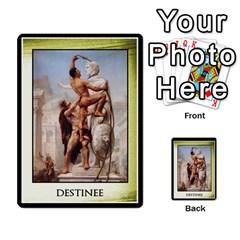 Cursus Senateurs By Meta   Multi Purpose Cards (rectangle)   Wy9w95396uxu   Www Artscow Com Back 49