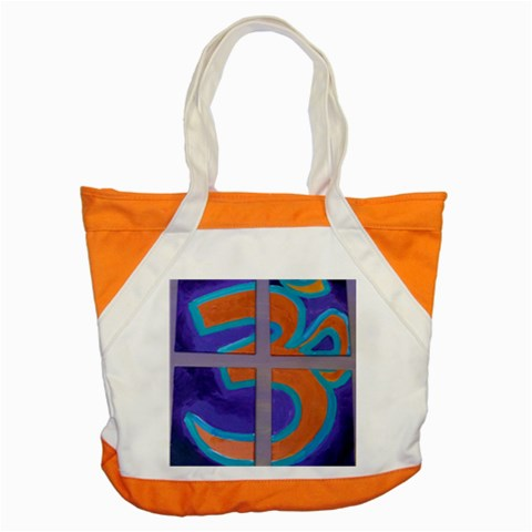 Tote By Carol   Accent Tote Bag   I5lw3ganu6s5   Www Artscow Com Front