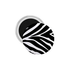 Black And White 1 75  Button Magnet by Contest1624092