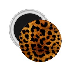 Animal Print 2 25  Button Magnet
