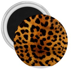 Animal Print 3  Button Magnet by Contest1624092
