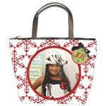 Christmas bag Ja - Bucket Bag