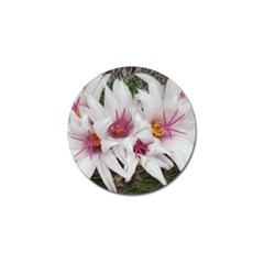 Bloom Cactus  Golf Ball Marker 10 Pack by ADIStyle