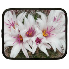 Bloom Cactus  Netbook Case (xxl) by ADIStyle