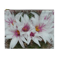 Bloom Cactus  Cosmetic Bag (xl) by ADIStyle