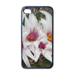 Bloom Cactus  Apple Iphone 4 Case (black) by ADIStyle
