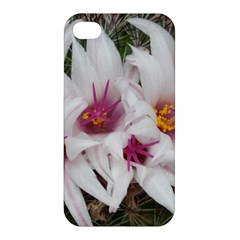 Bloom Cactus  Apple Iphone 4/4s Hardshell Case by ADIStyle