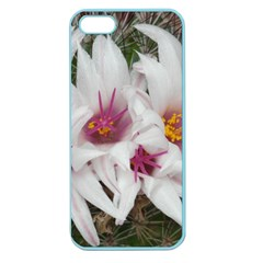Bloom Cactus  Apple Seamless Iphone 5 Case (color) by ADIStyle