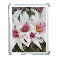 Bloom Cactus  Apple Ipad 3/4 Case (white) by ADIStyle