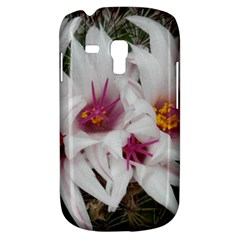 Bloom Cactus  Samsung Galaxy S3 Mini I8190 Hardshell Case by ADIStyle