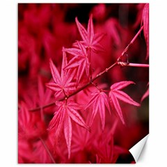 Red Autumn Canvas 16  X 20  (unframed) by ADIStyle