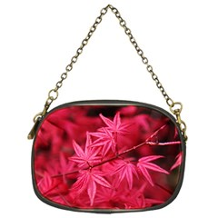 Red Autumn Chain Purse (one Side) by ADIStyle