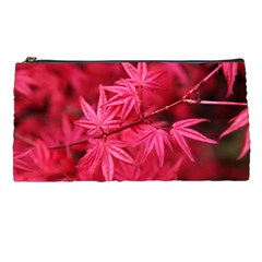 Red Autumn Pencil Case by ADIStyle