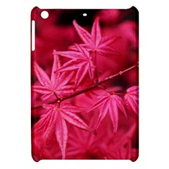 Red Autumn Apple Ipad Mini Hardshell Case by ADIStyle