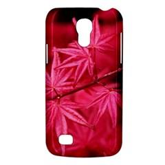 Red Autumn Samsung Galaxy S4 Mini Hardshell Case  by ADIStyle