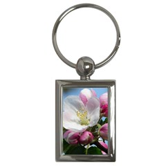 Apple Blossom  Key Chain (rectangle) by ADIStyle