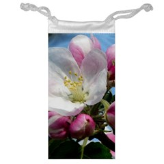 Apple Blossom  Jewelry Bag by ADIStyle