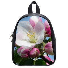 Apple Blossom  School Bag (small) by ADIStyle