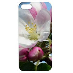 Apple Blossom  Apple Iphone 5 Hardshell Case With Stand by ADIStyle