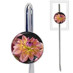 Dahlia Garden  Bookmark by ADIStyle