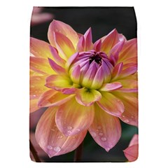 Dahlia Garden  Removable Flap Cover (small)