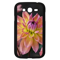 Dahlia Garden  Samsung I9082(galaxy Grand Duos)(black) by ADIStyle